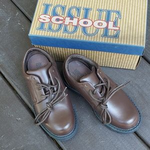 School Issue boys shoes